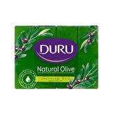 Natural Olive Zeytinyağlı Katı Sabun 160X4 gr