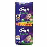 Sensitive Pepee Junior Plus 5 Beden 44'lü (2*22) İkili Jumbo