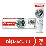 Diş Macunu Natural Ext Aktif Kömür 75ml