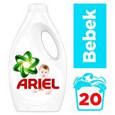 Bebek Sıvı Çamaşır Deterjanı 20 Yıkama