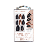 Nail Kit Takma Tırnak Star Of The Night