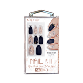 Nail Kit Takma Tırnak Keep it Cool