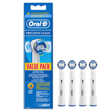 Diş Fırçası Yedek Başlığı Precision Clean 4 adet