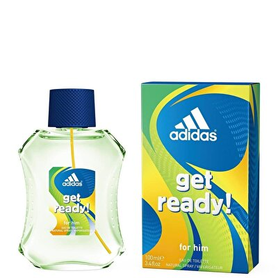 Get Ready Erkek Edt 100 ml