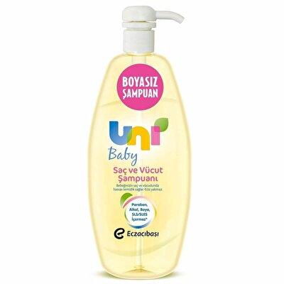 Göz Yakmayan Şampuan 500 ml