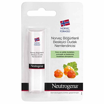 Nordic Berry Dudak Kremi 5 ml