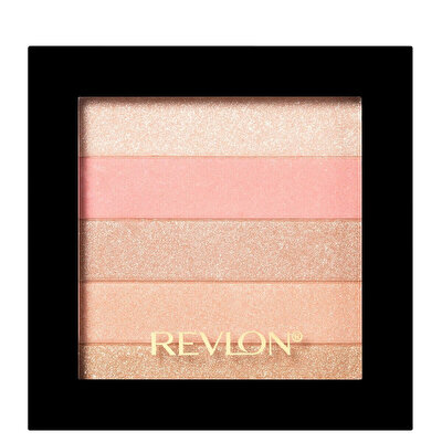Highlighting Palette Aydınlatıcı Paleti Rose Glow