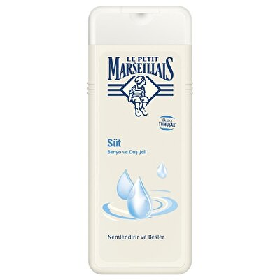 Süt Duş Jeli 400 ml