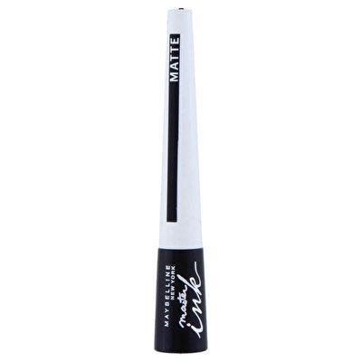 Master Ink Matte Eyeliner 01 Charcoal Black