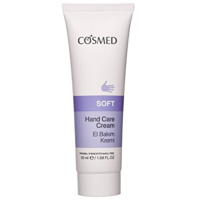 Soft El Bakım Kremi 50 ml