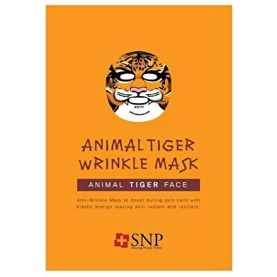 Animal Tiger Wrinkle Maske 25ml