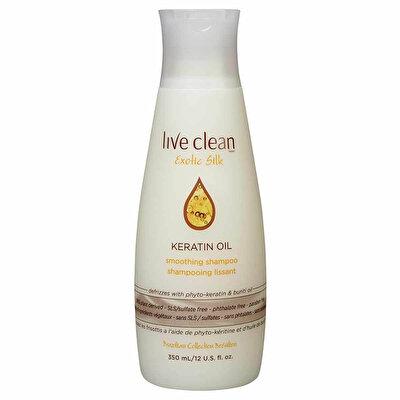 Keratin Oil Şampuan 350 ml