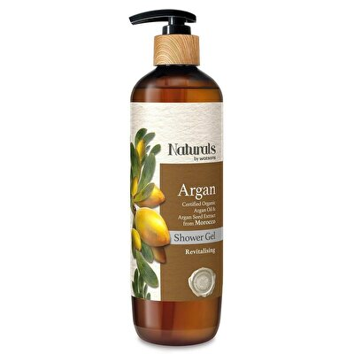 Argan Duş Jeli 490 ml