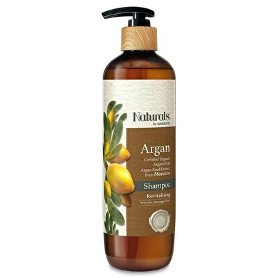 Argan Shampoo 490 ml