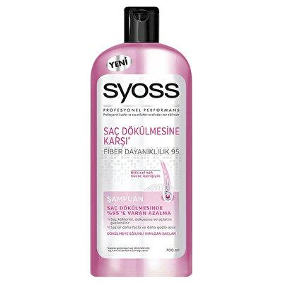 Saç Dökülmesine Karşı Şampuan 550ml