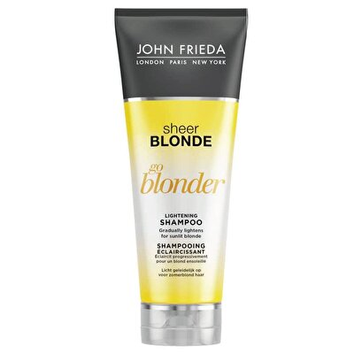 Sheer Blonde Go Blonder Şampuan 250 ml