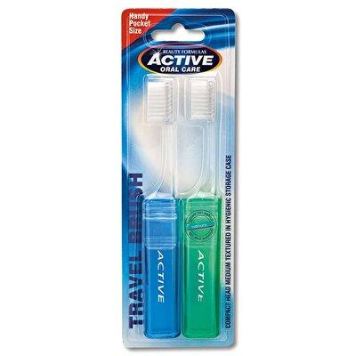 Travel Toothbrush 2Pk