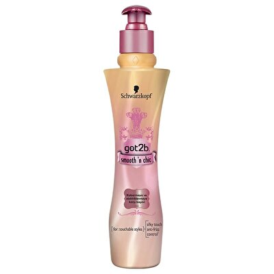 Smooth and Chic Düzleştirici Saç Losyonu 200 ml