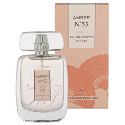 Amber N.53 Kadın Parfümü 50 ml