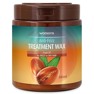 Argan Oil Anti-Frizz Treatment Wax 500ml