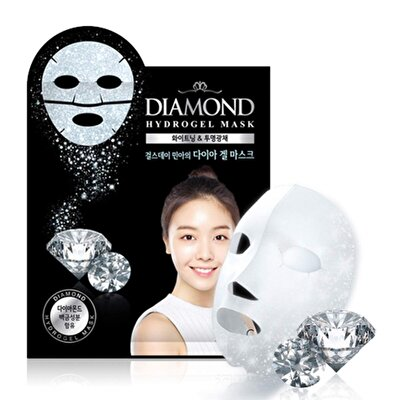 Diamond Hydrogel Maske