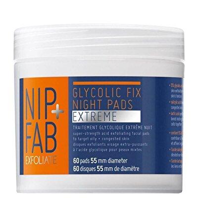 Glycolic Fix Extreme Gece Pedi 60 Adet