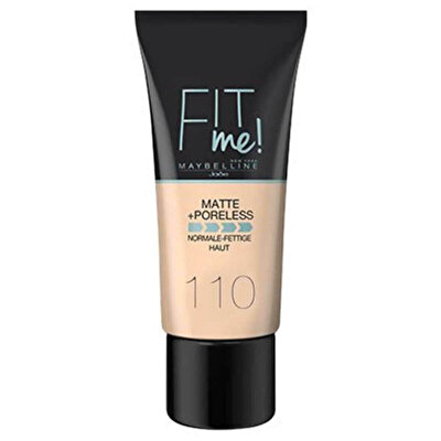 Fit Me Fondöten Matte No: 110