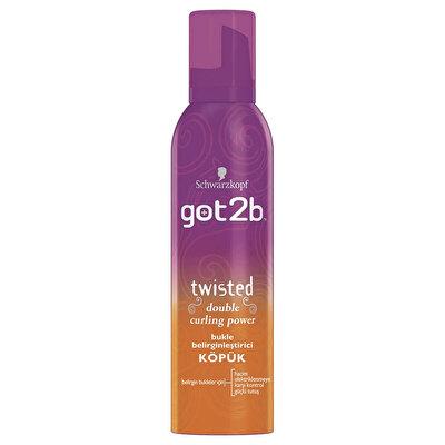 Bukle Belirginleştirici Saç Köpüğü 250 ml