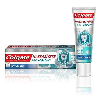 Hassasiyete Pro Çözüm Anında Beyazlatıcı Diş Macunu Naneli 75 ml