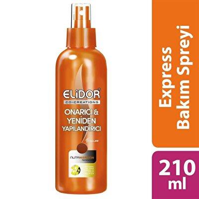 Onarıcı Bakım Sıvı Saç Kremi  210 ml