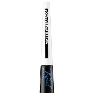 Master Ink Suya Dayanıklı Mat Eyeliner Black