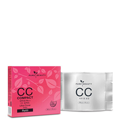 Cc Cushion Spf 50 Pa+++ Ivory 15 mg