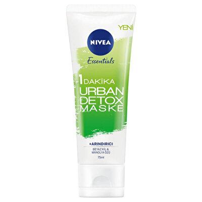 Essentials 1 Dakika Urban Detox Maske 75 ml