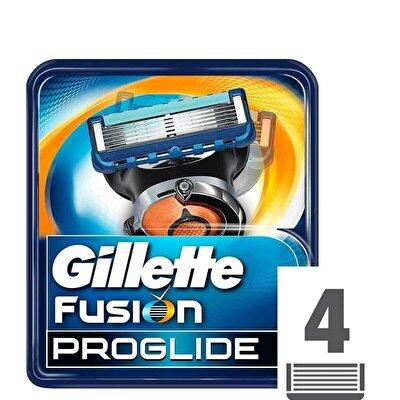 Fusion Proglide Yedek Tıraş Bıçağı 4 Adet