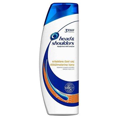 Men Saç Dökülmelerine Karşı 2in 1 Şampuan 400 ml