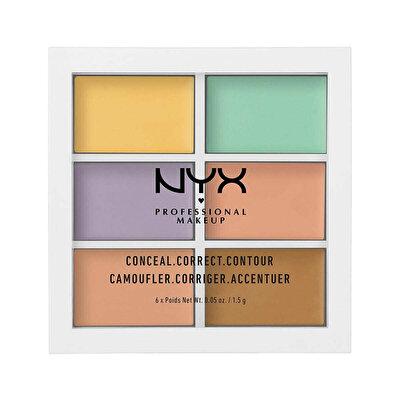 Color Correctiong Palette
