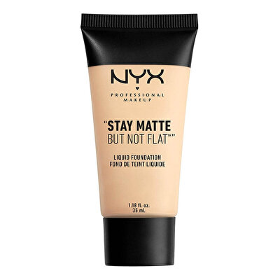 Stay Matte But Not Flat Liquid Foundation Ivory