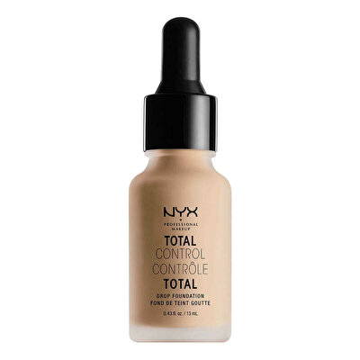 Total Control Drop Foundation Natural