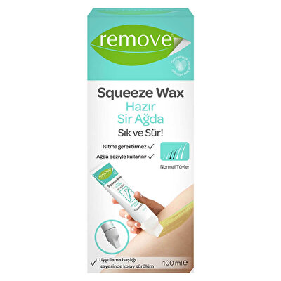 Squeeze Wax Normal 100ml