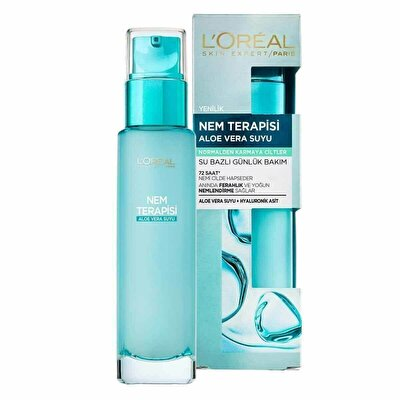 Nem Terapisi Aloevera Suyu Normal/Karma 70 ml