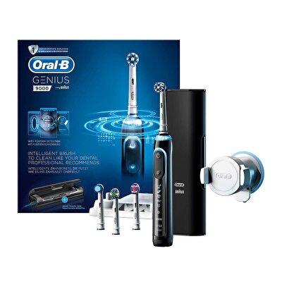 Genius Pro 9000 Şarjlı Diş Fırçası Siyah