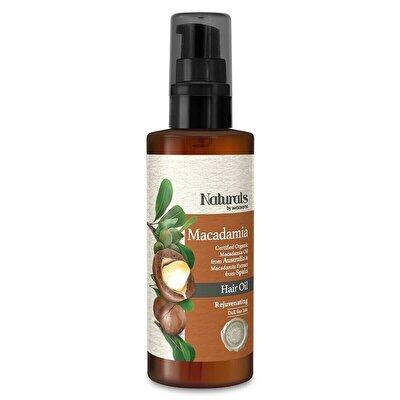 Macadamia Saç Bakım Yağı 100 ml