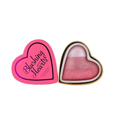 Blushing Hearts Allık Bursting with Love