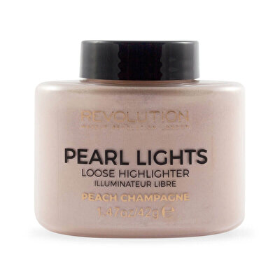 Pearl Lights Loose Highlighter Peach Champagne