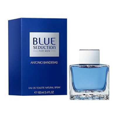 Blue Seduction Erkek Parfüm Edt 100 ml