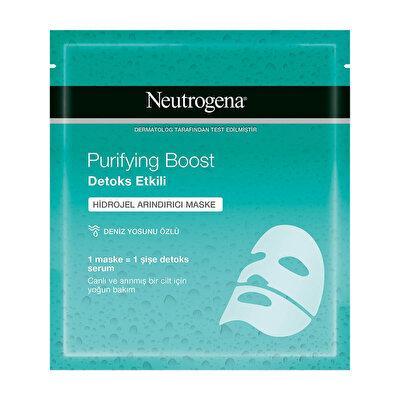 Purifying Boost Detox Hidrolist Maske 30ml
