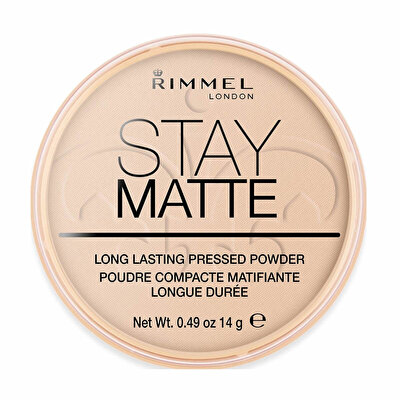 Stay Matte Pressed Pudra Renk 003 Peach Glow