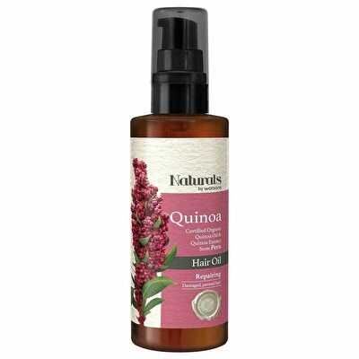 Quinoa Saç Bakım Yağı 100 ml
