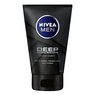 Deep Dimension Yüz Temizleme Jeli 100 ml