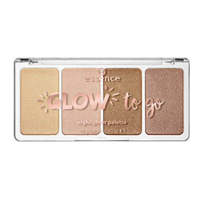 Glow To Go Highlihter Palet 10 Sunkissed